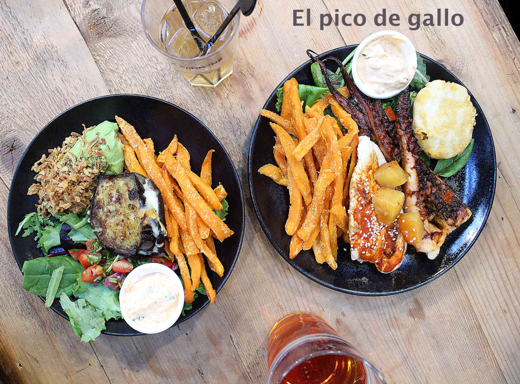 El pico de gallo, Latin America in your plate, Lyon 7