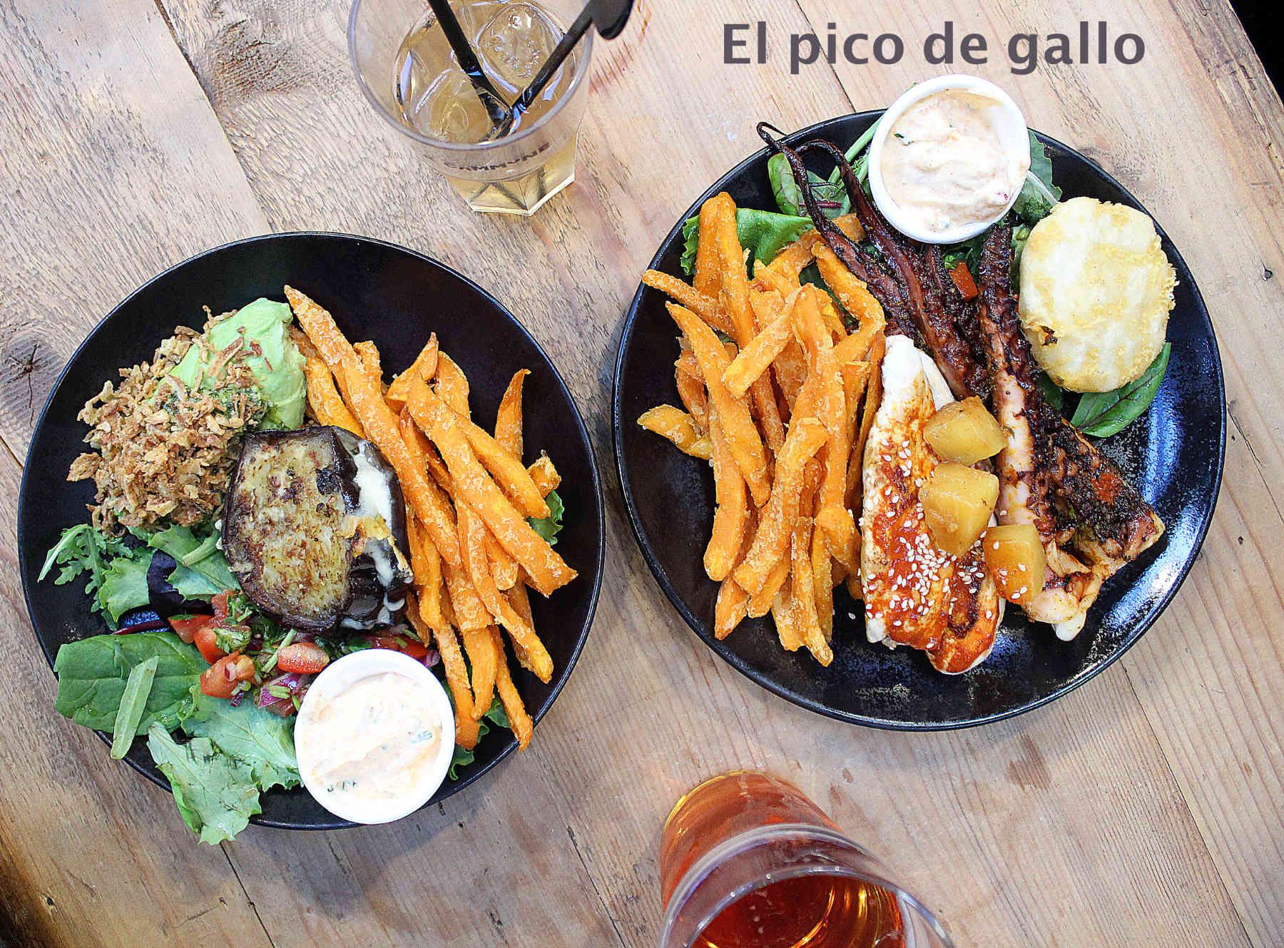 El pico de gallo, l'Amérique latine dans l'assiette à Lyon 7