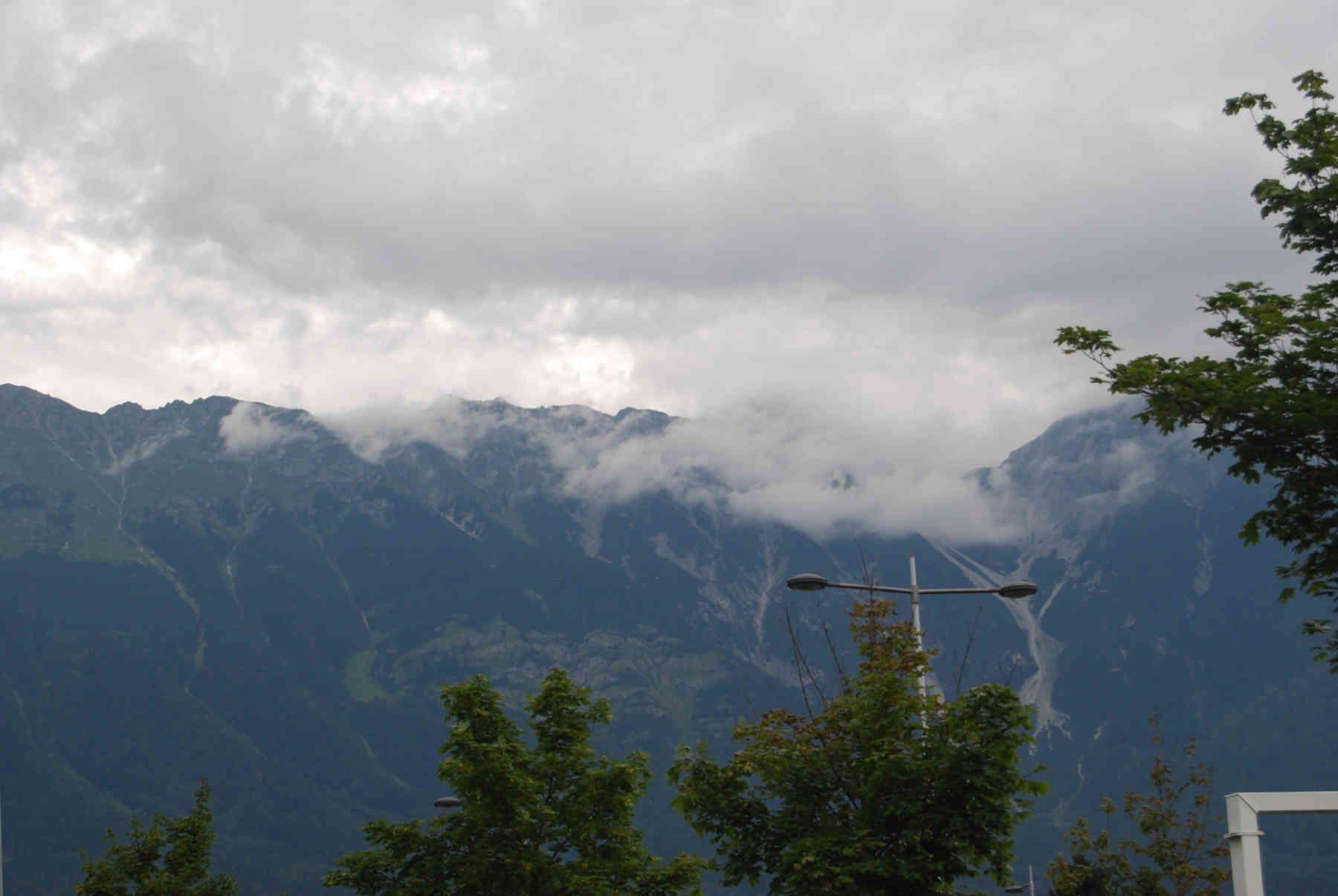 Roadtrip #1 : Innsbruck, Autriche (Jour 1)