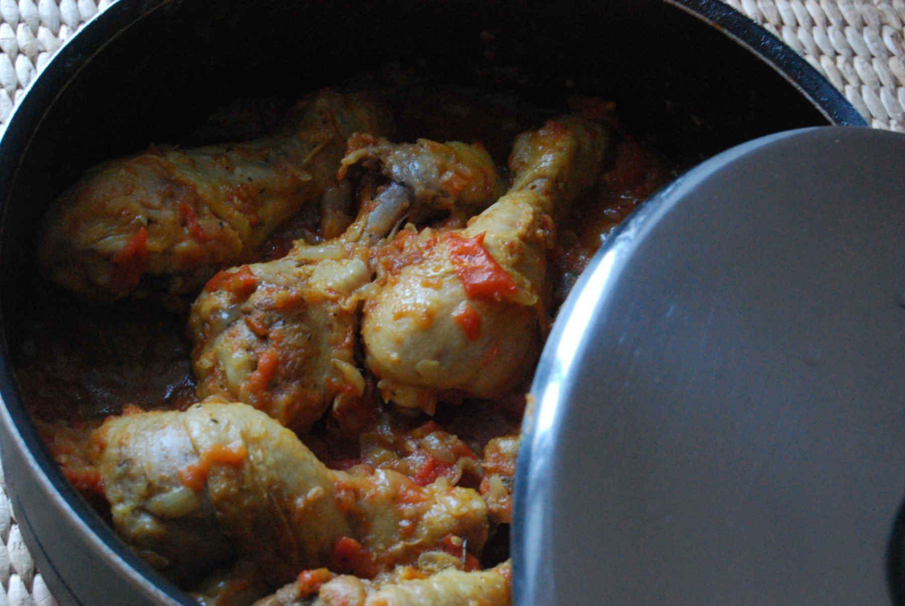 Chicken cari