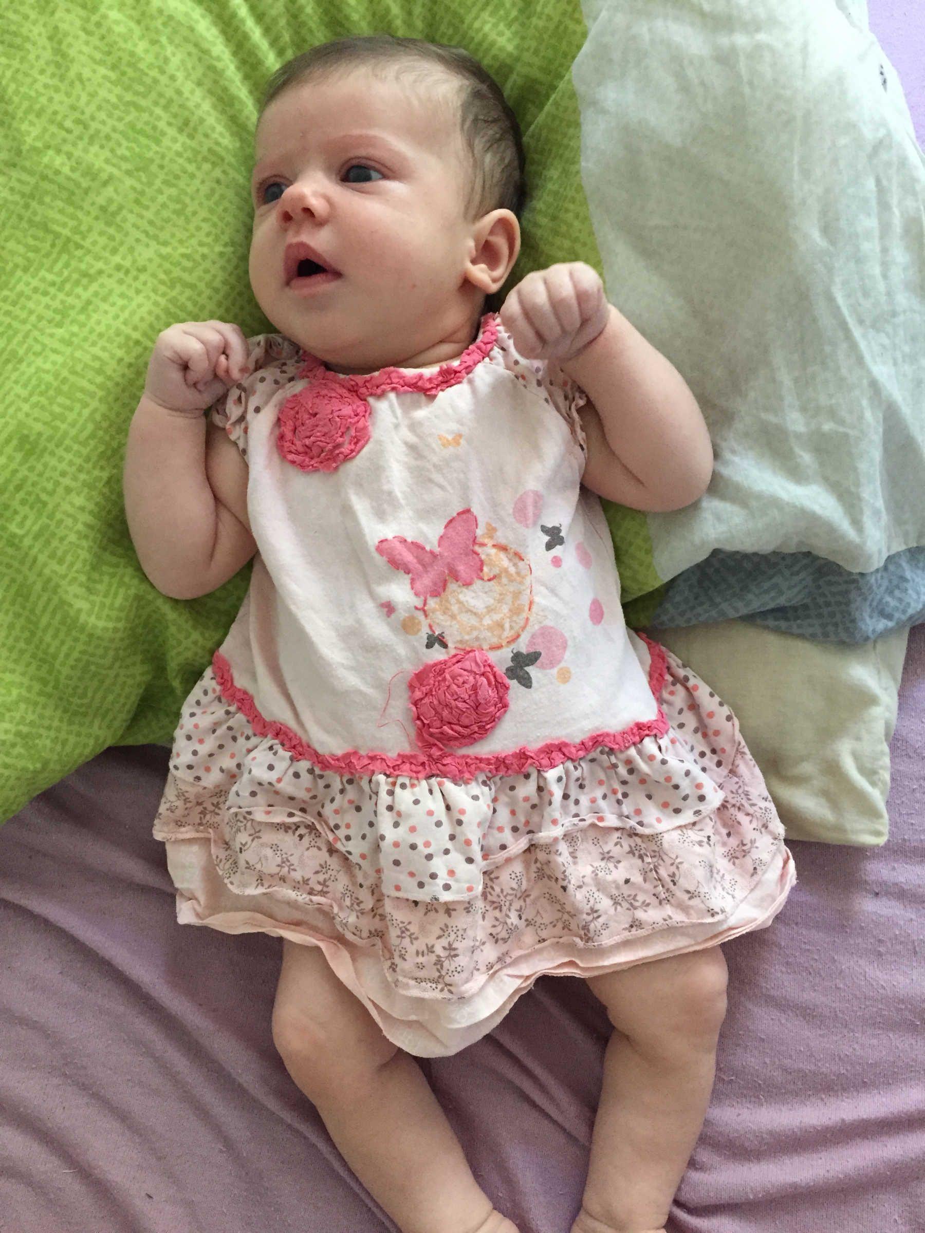 Baby update : 2 months