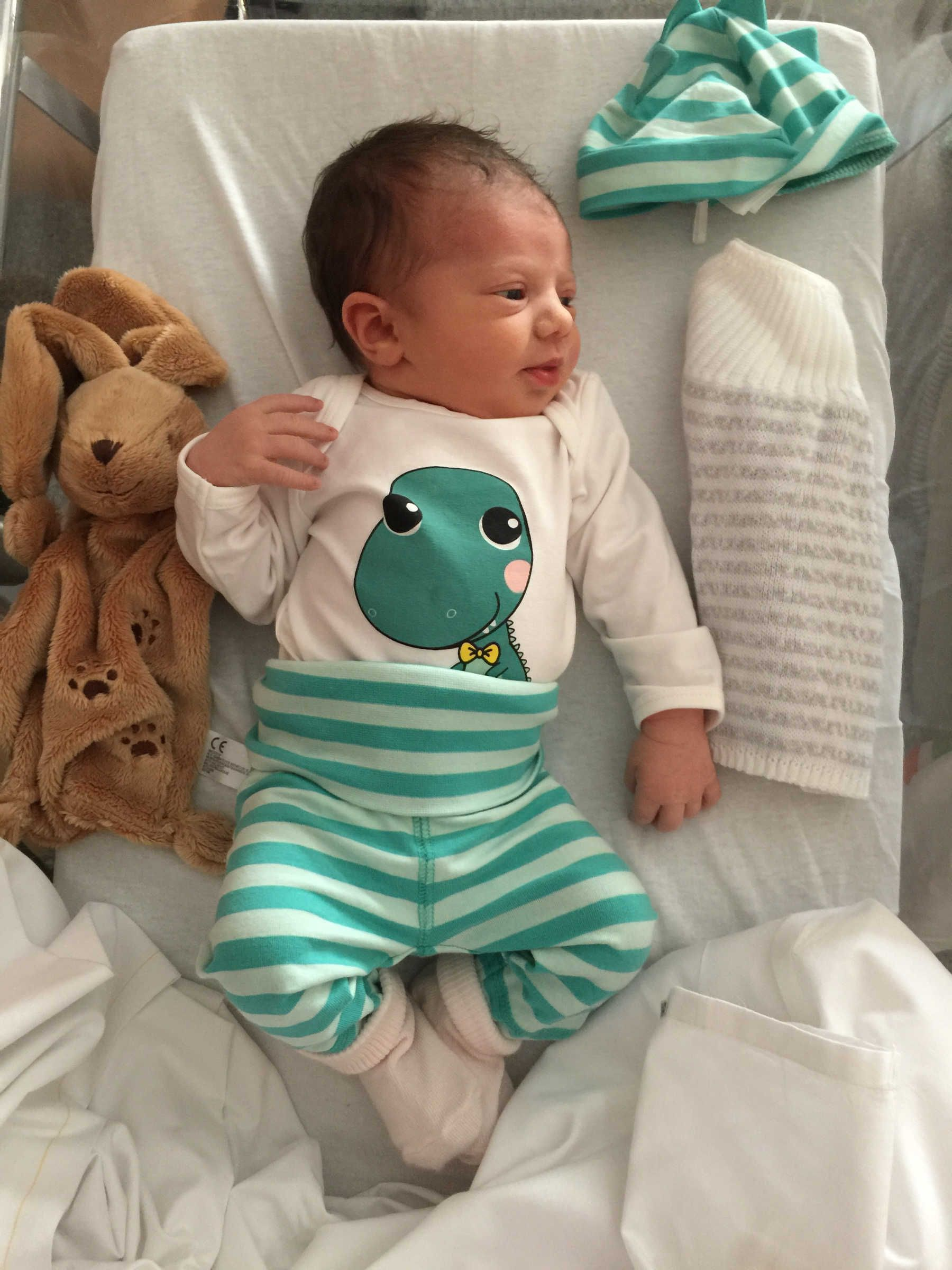 Luyana's birth story
