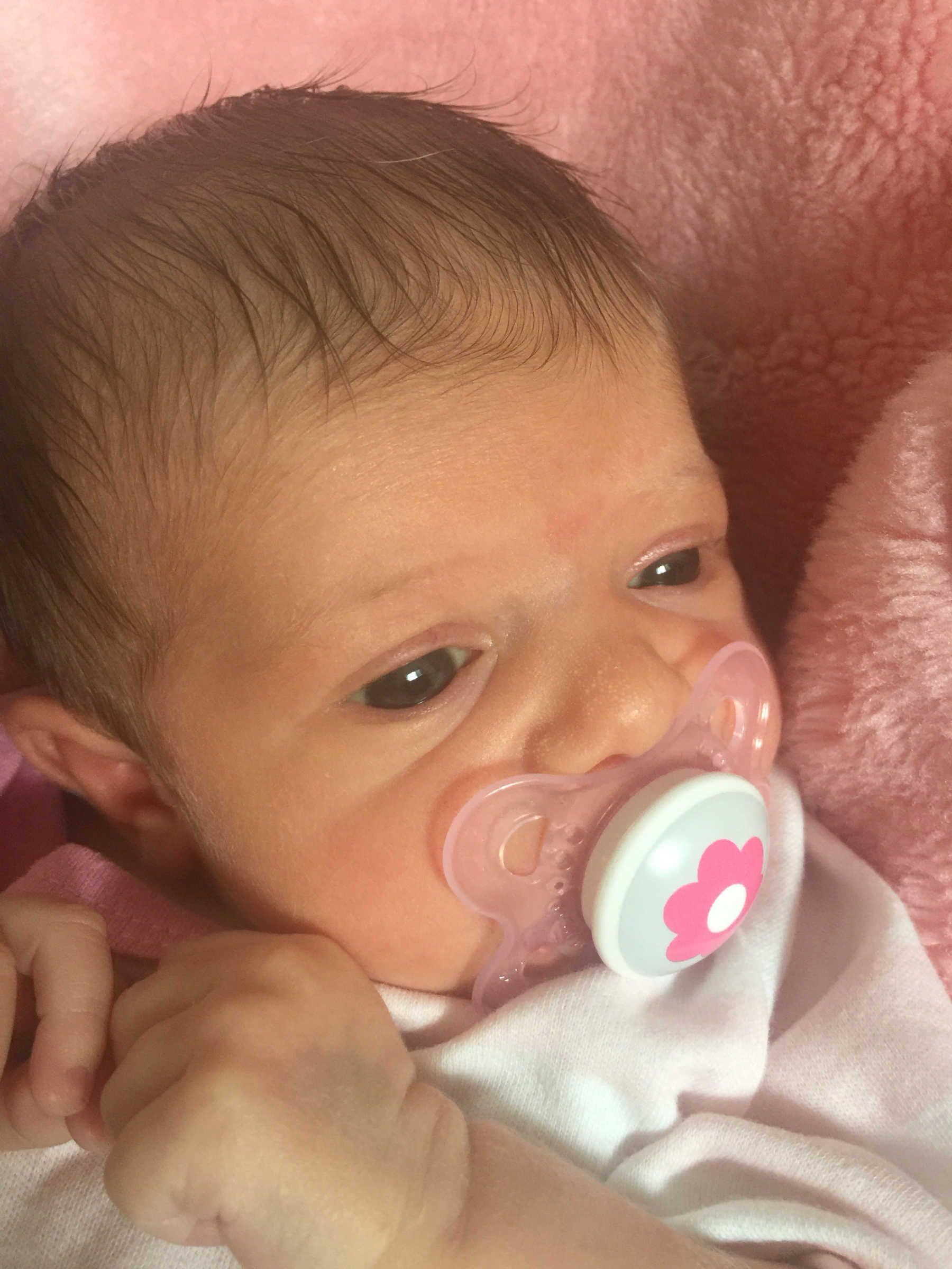 Baby update : 2 semaines