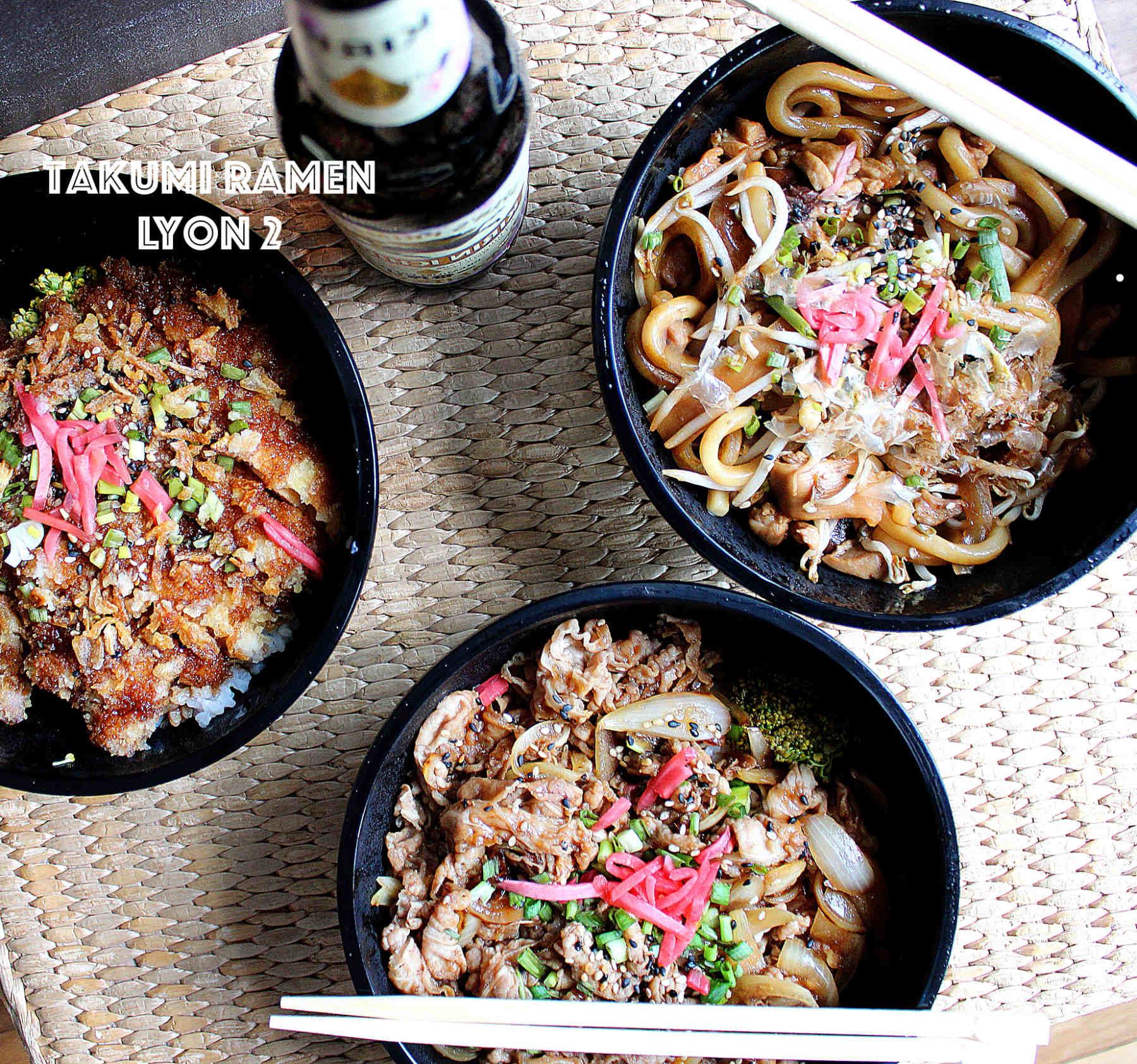 Takumi Ramen, a delicious japanese restaurant (Lyon 2)